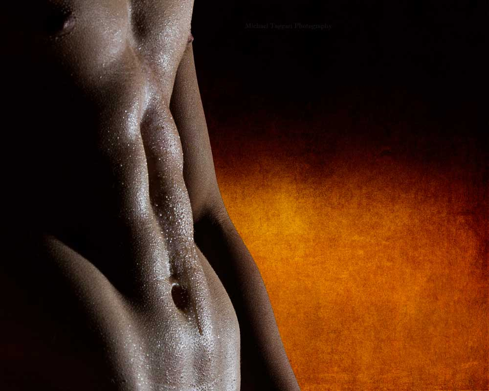 Matt Moe - Mist - Gay Art Male Art by Michael Taggart Photography