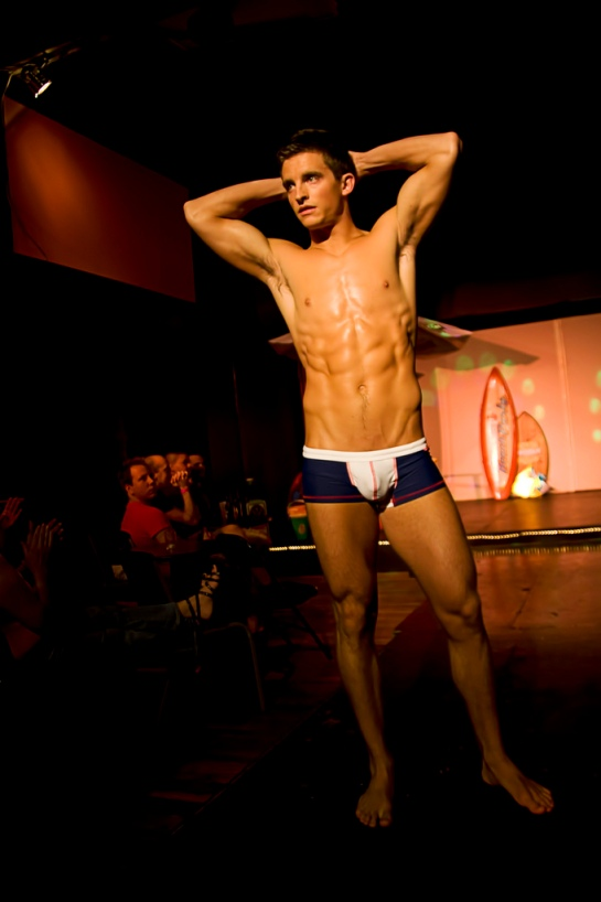 packagez for men - underwear runway show - Gay Art Male Art by Michael Taggart Photography