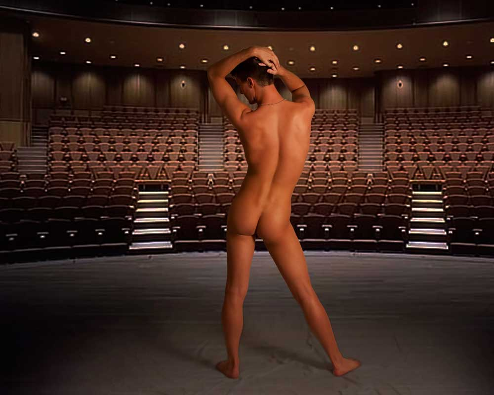 David Ashley - Audition - Gay Art Male Art by Michael Taggart Photography
