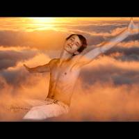 Peter Pan - gay art male art by Michael Taggart Photography
