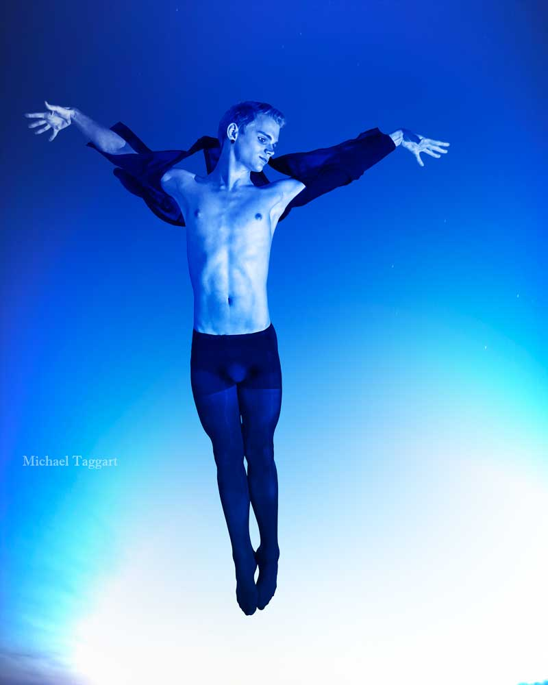 Noah Grey - Frequent Flyer - Gay Art Male Art by Michael Taggart Photography