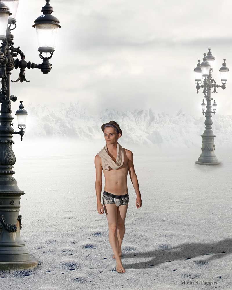 Noah Grey - Narnia - Gay Art Male Art by Michael Taggart Photography