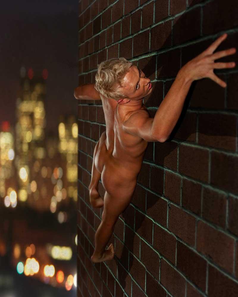Trevor - Wonder Boy - Gay Art Male Art by Michael Taggart Photography