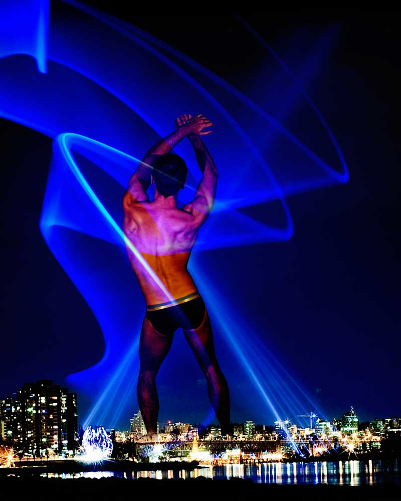 Michael Hargis - Marry the Night - Gay Art Male Art by Michael Taggart Photography