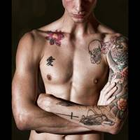 Pensive Part 1 - gay art male art by Michael Taggart Photography