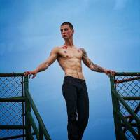 Nothing But Blue Skies- gay art male art by Michael Taggart Photography