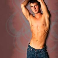 Denim- gay art male art by Michael Taggart Photography