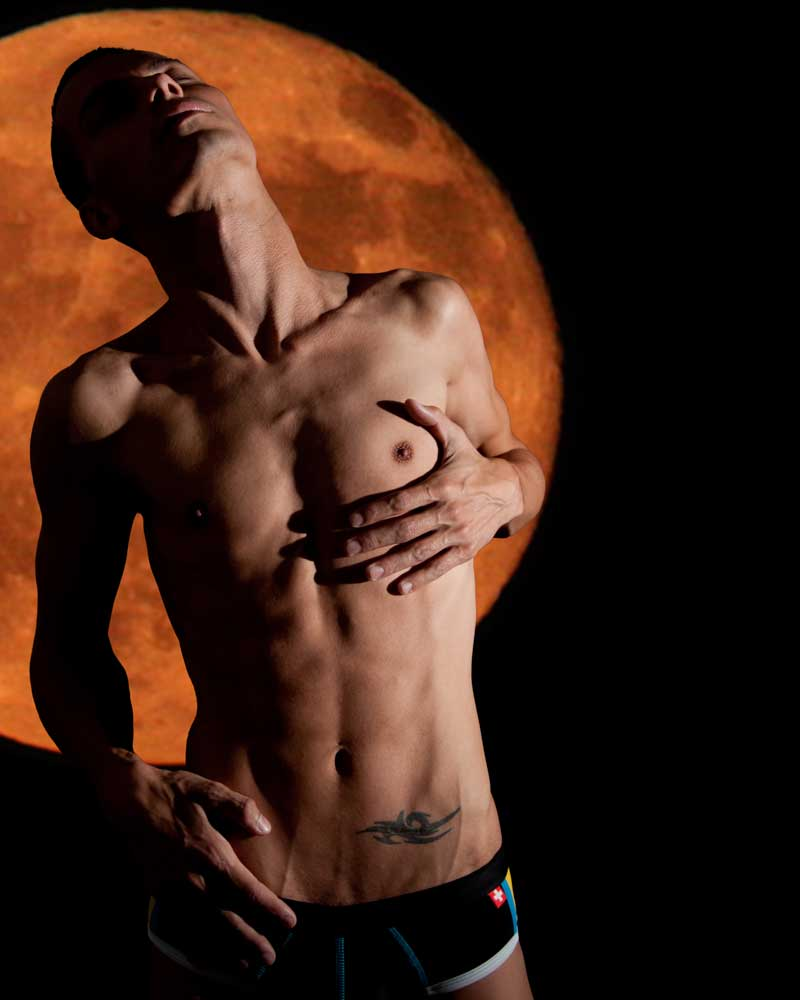 Starving for Touch - Gay Art Male Art by Michael Taggart Photography