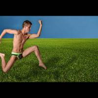 Too Fast for Mother Nature - gay art male art by Michael Taggart Photography