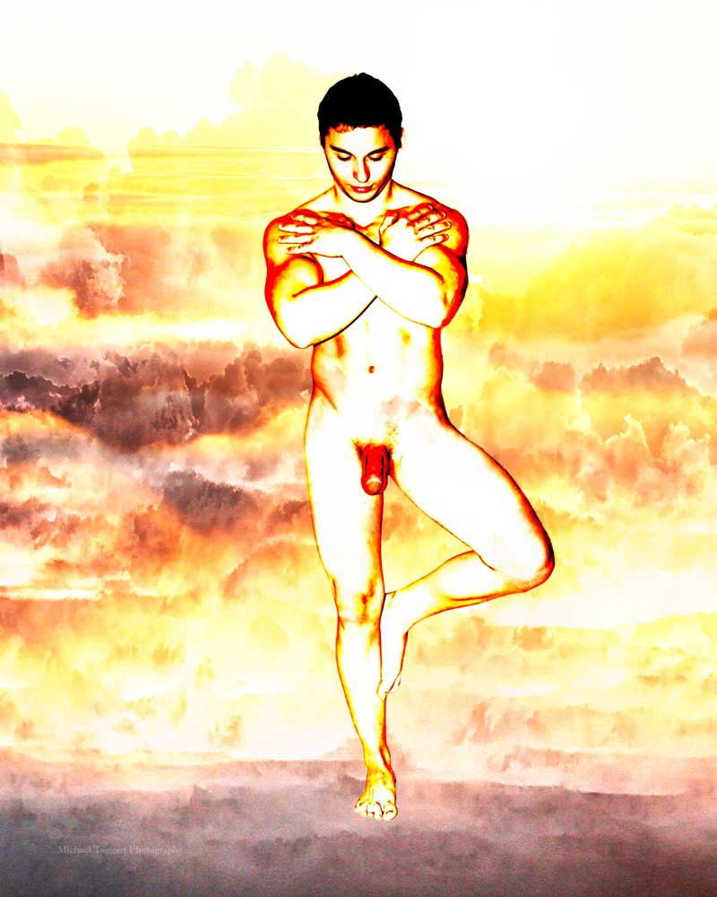 The Land of the Djinn  - Gay Art Male Art by Michael Taggart Photography